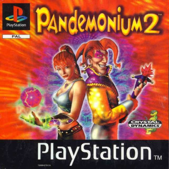 Pandemonium 2 Patch Ps1 Fte Unic