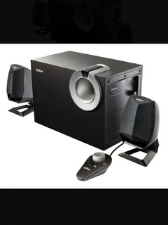 Parlantes Home Edifier 2.1 M1335 30whatts Rms