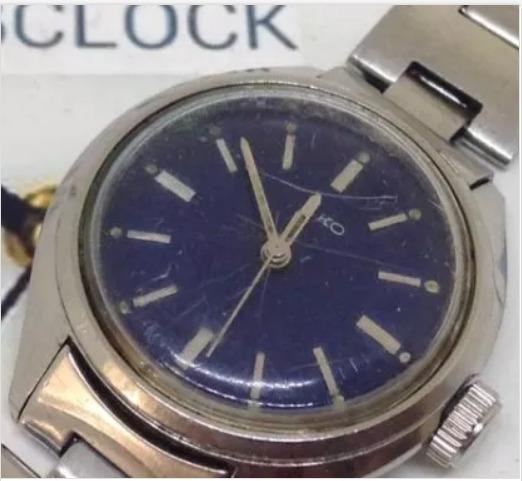 Relógio De Pulso Seiko Feminino T10475 Webclock