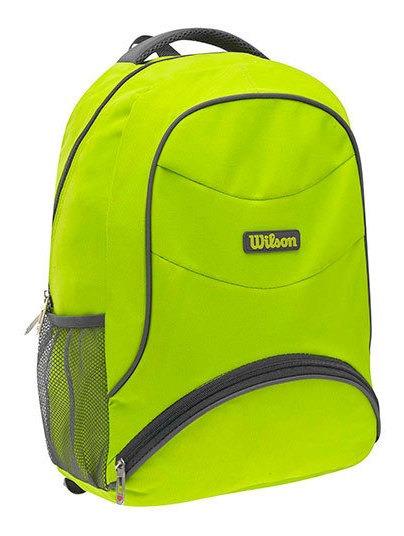 Backpack Deportiva Plastico Verde Niño Wilson C58609 Udt