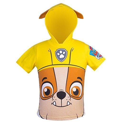 Camisa Para Niños De Paw Patrol Talla 5t Marca Nickelodeon 3