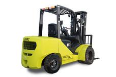 Autoelevador Darc 3500kg, Motor Diesel, Torre Triple 4500mm