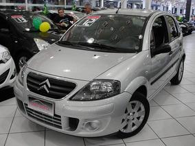 Citroën C3 1.4 8v Glx Flex 2012 Completo + Couro Super Novo