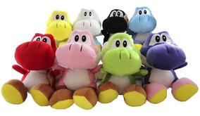Yoshi Do Mario Bros Pelúcia
