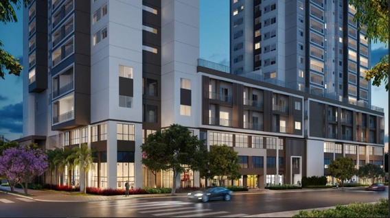 Apartamento Para Venda Em São Paulo, Chácara Santo Antonio, 2 Dormitórios, 1 Suíte, 3 Banheiros, 2 Vagas - Lv014-c_2-966856