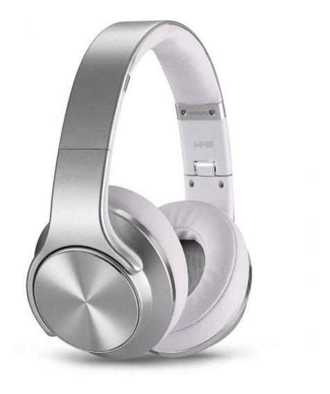 Fone De Ouvido Xtrax Bluetooth Duo Prata 801022