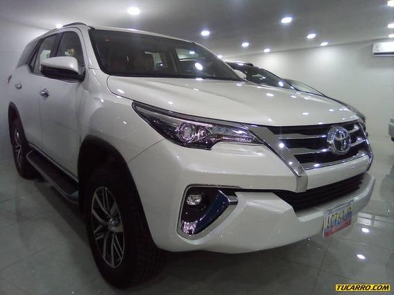 Toyota Fortuner Dubai Vxr Año 2019