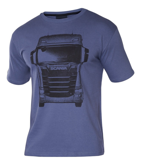 Remera Camion Scania Boutique 2019