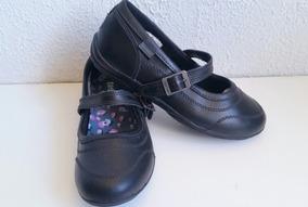 Zapato Colegio Cuero Tenner 32
