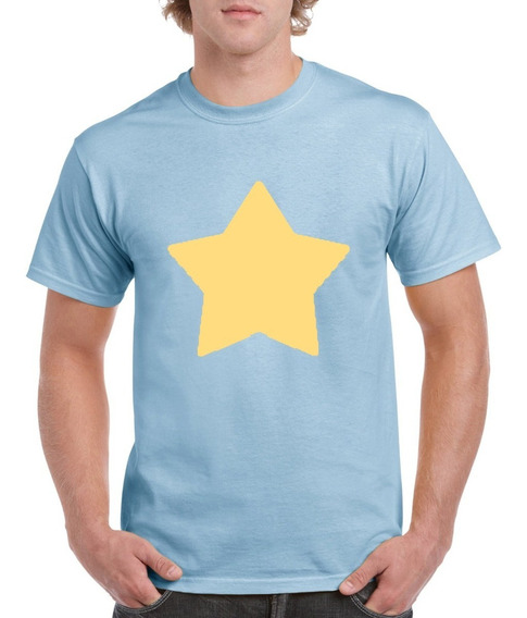 Playeras Steven Universe Camisetas Azules Camisas Pelicula