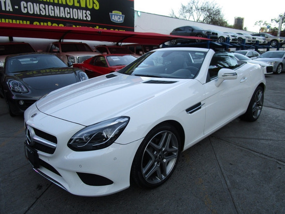 Mercedes Benz Slc 180 Pkg Convertible 2018