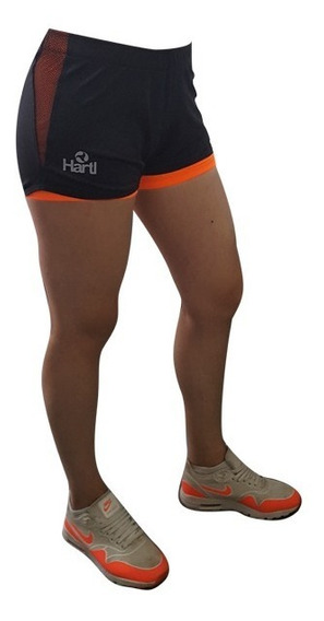 Id204 Short Calza Deportiva Hartl (mujer) Moda Verano