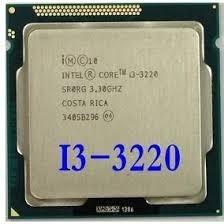Processador Core I3 3220 Lga 1155 3.2 Ghz Frete Gratis