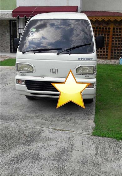 Honda Acty Minivan