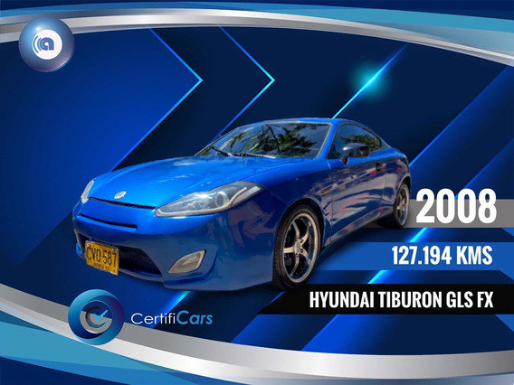 Hyundai Tiburon Gls