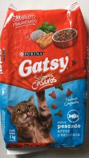 Alimento / Comida Para Gatos 17kgs