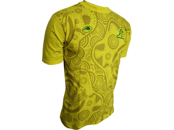 Remeras Hombre Rugby Wallabies Indigenous Lions Xv