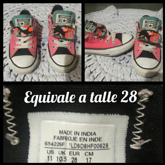 Zapatillas Corverse All Star Nena