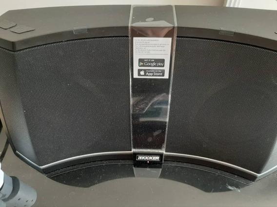 Corneta Amplificada Kicker Bluetooth