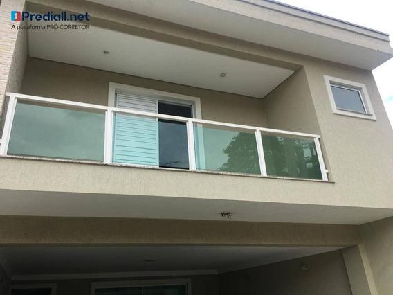Sobrado Com 3 Dormitórios À Venda, 250 M² Por R$ 750.000 - Pirituba - São Paulo/sp - So1072