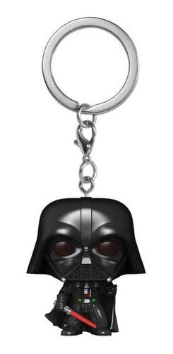 Imagem 1 de 3 de Chaveiro Funko Pop Star Wars Clássicos Darth Vader