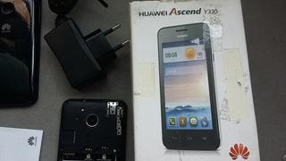 Smartphone Huawei Ascend Y330 ** C/ Defeito