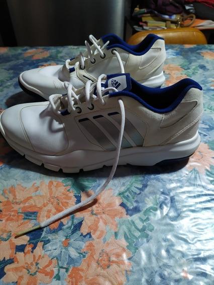 Zapatillas Blancas adidas Original Seminueva Talle 43