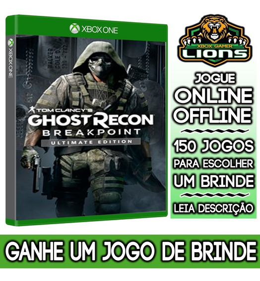 Tom Clancys Ghost Recon Breakpoint Ultimate Edition Xbox One