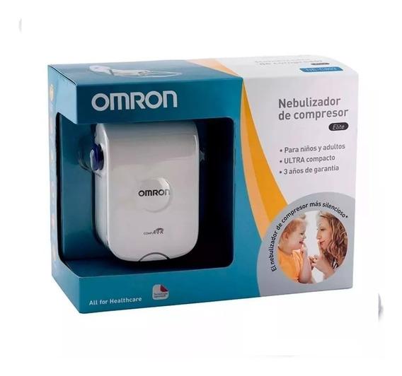 Nebulizador De Compresor Omron Ne-c803 Incluye Accesorios
