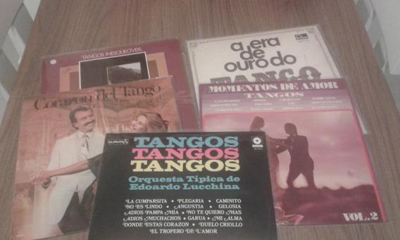 Lps Tango Lote Com 5 Lps