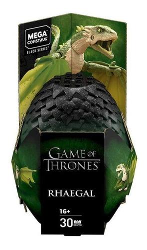 Game Of Thrones Huevo De Dragon Black Series 29cm Varios Mod