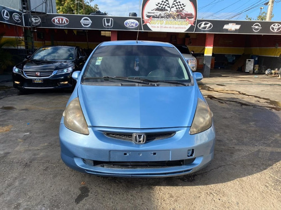 Honda Fit Se 2002