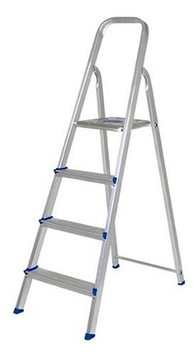 Escalera Aluminio Mor 5102 - 4 Escalones