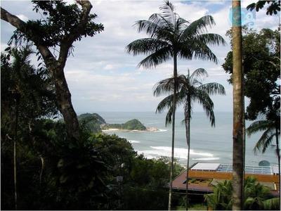 Casa Para Venda E Locação - Praia De São Pedro - Guarujá. - Ca1518