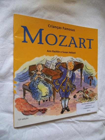 Coleção Crianças Famosas - Livros Avulsos Escolha Ao Lado