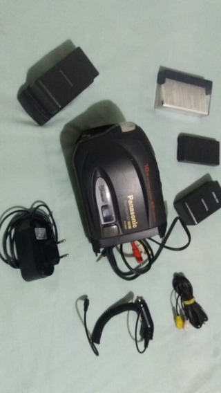 Filmadora Panasonic Pv D407 Em Perfeito Estado Funcionando