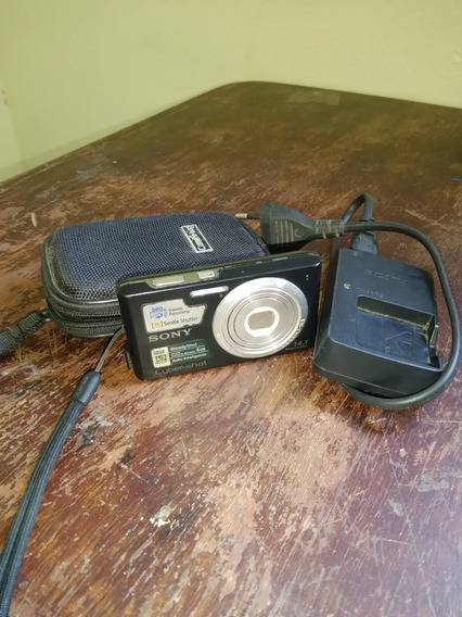 Maquina Fotográfica Digital Sony