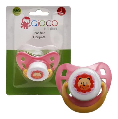 Chupete +3m Diseños P/ Bebés Niños Bpa Free Gioco Febo