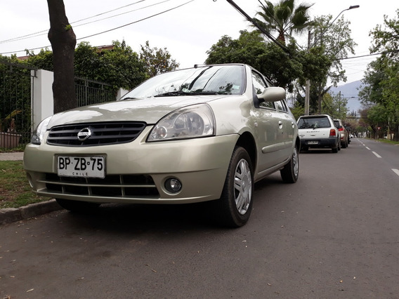 Nissan Platina Impecable
