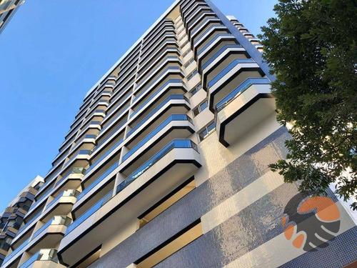 Apartamento Com 1 Quarto Para Alugar, 55 M²  - Centro - Guarapari/es - Ap3441
