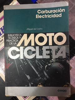 Manual De Carburación Y Electricidad De Motocicletas