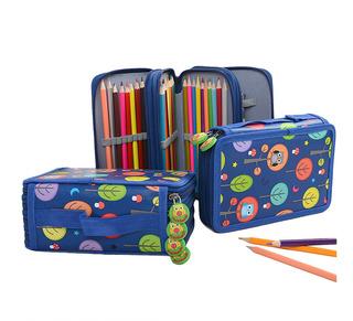 Cartuchera Escolar Con Diseño Tierno Para Lápices/bolígrafos