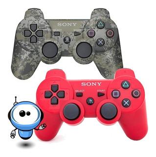 Control Palanca Sony Ps3 Dualshock Promo 2da Mitad De Precio