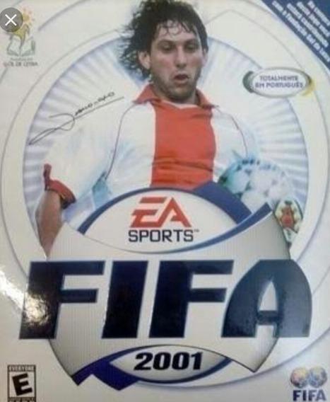 Fifa 2001 Jogo Para Pc