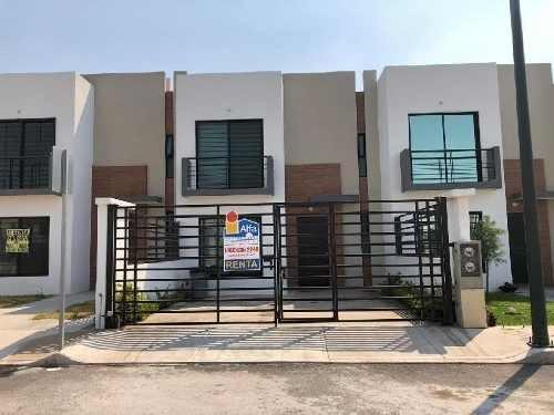 Casa En Renta Fraccionamiento Residencial Horizontes (privada)