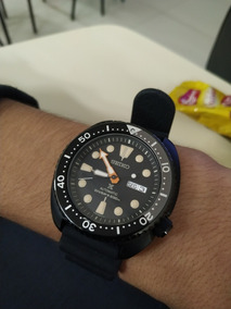 Seiko Prospex Srpc49k1 Black Series Limited Edition