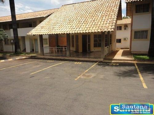 Casa Com 2 Dormitórios À Venda, 44 M² Por R$ 200.000 - Di Roma Internacional- Caldas Novas/go - Ca0093
