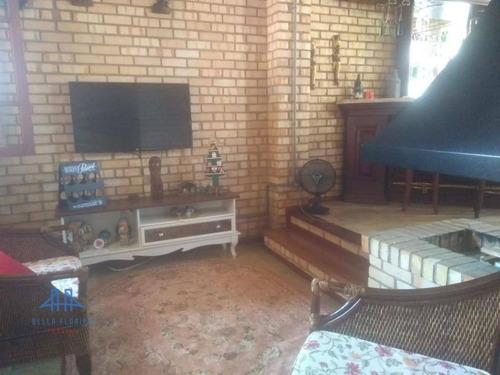 Imagem 1 de 30 de Casa Com 3 Dormitórios À Venda, 340 M² Por R$ 1.498.000,00 - Pantanal - Florianópolis/sc - Ca0461