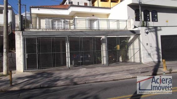 Granja Viana Jd.da Glória Casa Comercial E/ou Residencial Excelente Localização, Várias Linhas De Ônibus Na Porta E Infrae - Ca1246