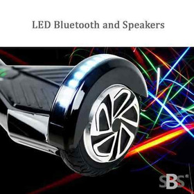 Hoverboard 8.5 2 Led Original Classe Aaa Bateria Samsung